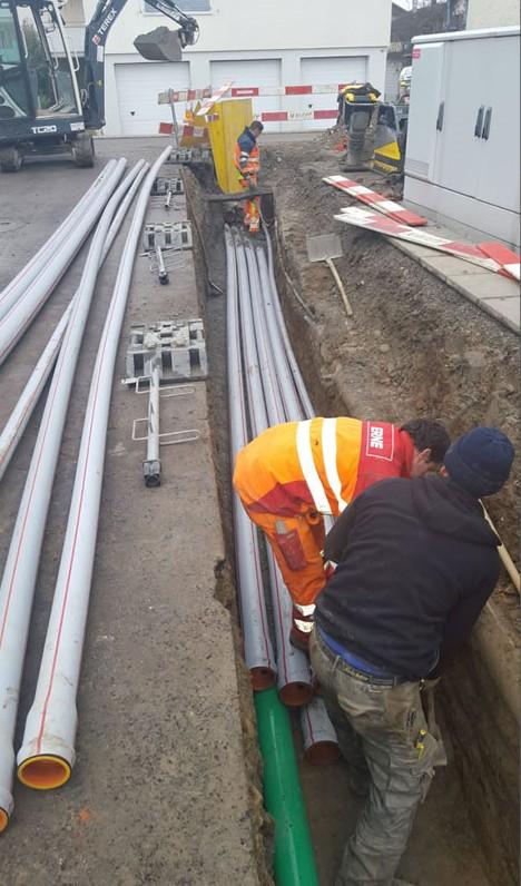 Bild Werkleitungsbau