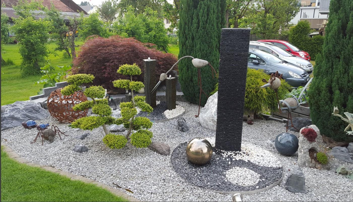 Gartenanlagen Bild 1