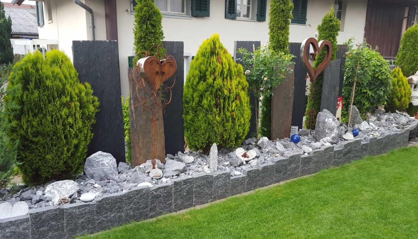 Gartenanlagen Bild 2